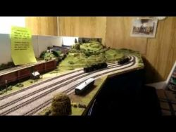 Heljan Beyer Garratts at Swindon Model Railway Club