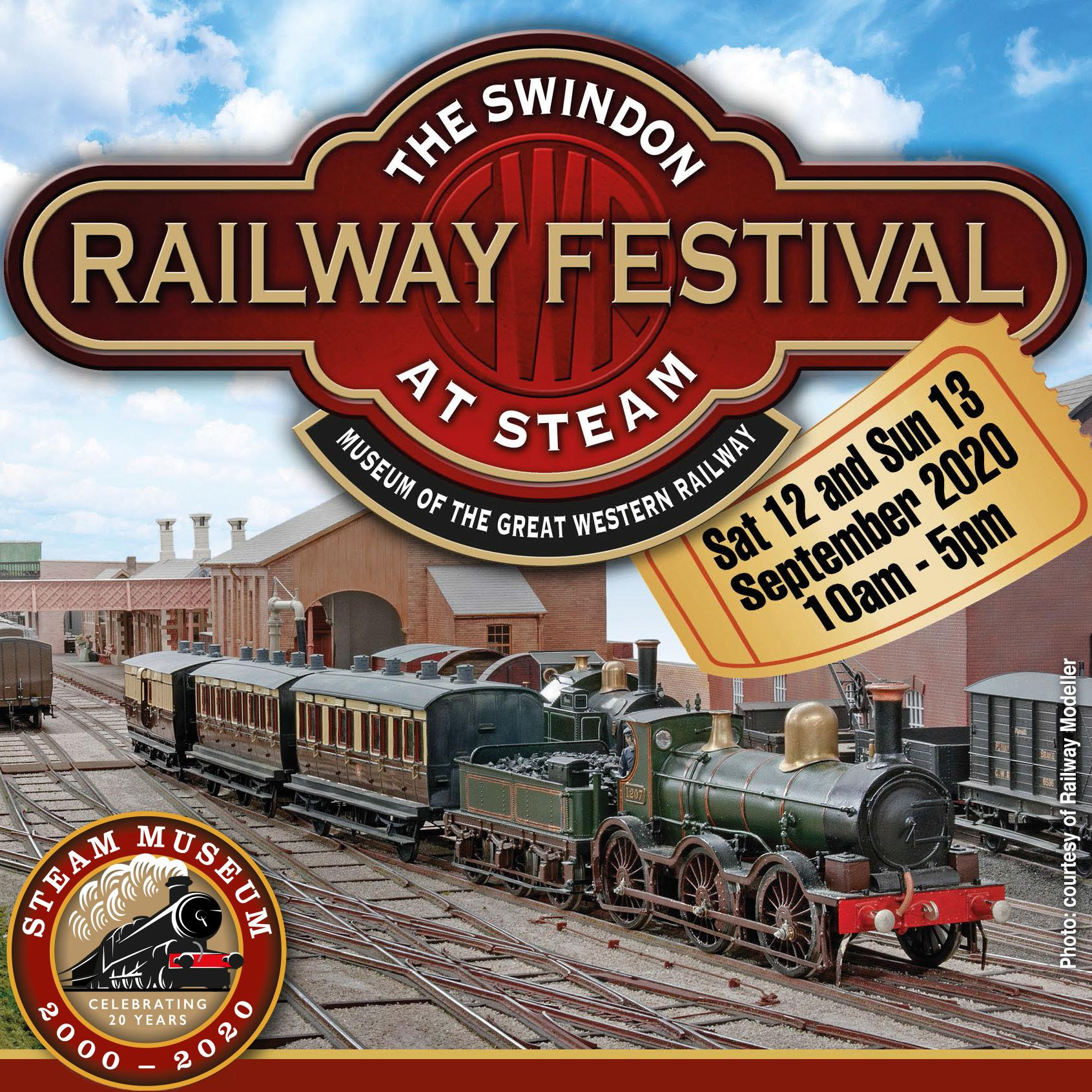 Swindon Railway Festival 2020